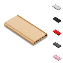 Power Bank 20000mAh Portable Charging PowerBank External Battery Pack Mobile Phone Charger Poverbank For Samsung Xiaomi Mi 9 printio birdman