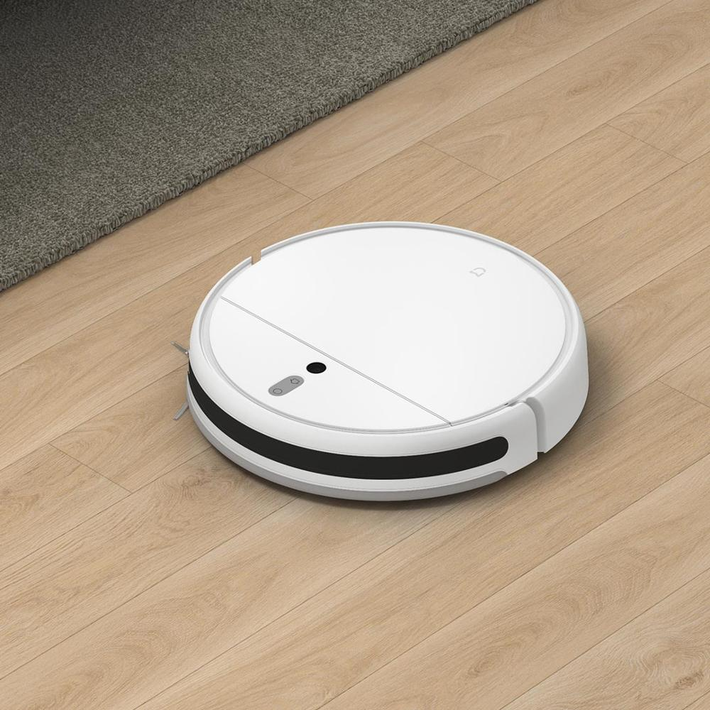 New XIAOMI MIJIA Sweeping Mopping Robot Vacuum Cleaner 1C for Home Auto Dust Sterilize 2500PA cyclone Suction Smart Planned WIFI 3