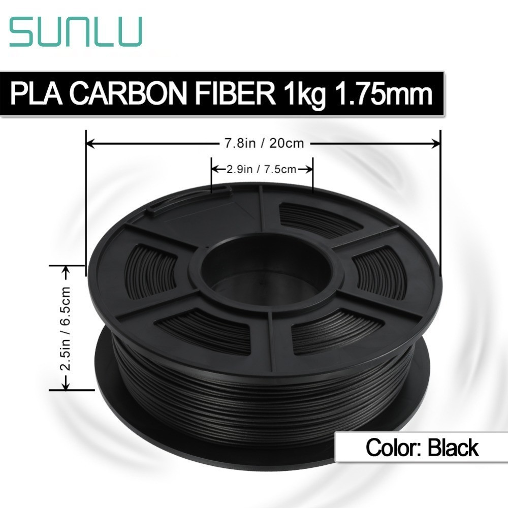 1 Set 3D Printer Filament ABS 1.75mm For 3D Printer /& 3D Pen 20Colors Spool