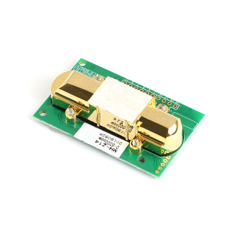 Freies verschiffen NDIR CO2 SENSOR MH-Z14A infrarot kohlendioxid sensor modul, serielle port, PWM, analog ausgang mit kabel MH-Z14