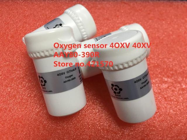 10 pces garantido 100% cidade 4oxv 4ox v 40xv citicel sensor de oxigênio AAY80 390R novo e original