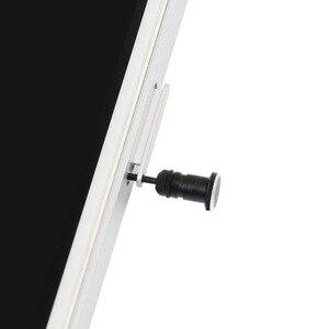 Наушники Пылезащитная заглушка для 3,5 мм AUX Jack интерфейс анти мобильный телефон карты, игла для извлечения карты для Apple Iphone 5 6 Plus портативных ПК