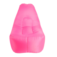 Outdoor-Furniture Sofa Camping-Chair Inflatable Yard Beach Relaxing Swimming-Lounger