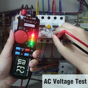 Image 5 - ADM92CL プロ 6000 カウント TRMS プロデュアルモードデジタルマルチメータテスターミニ電圧電流抵抗周波数計