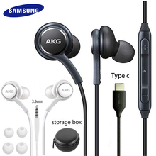 Samsung AKG EO IG955 Earphones 3.5mm/Type c In ear Mic wired Headset for Galaxy S20  note10 S10 S9 S8 S7 S6 huawei Smartphone