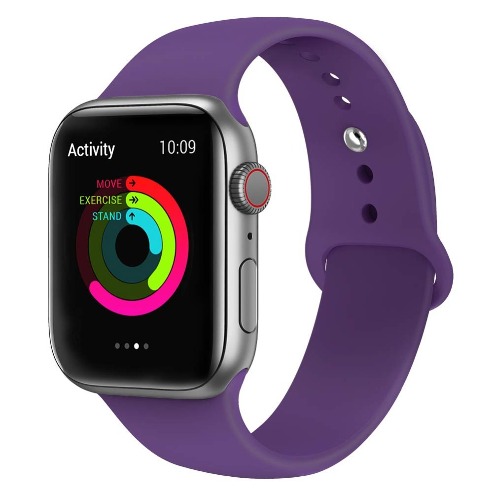 Silicone Rubber Band for Apple Watch 58