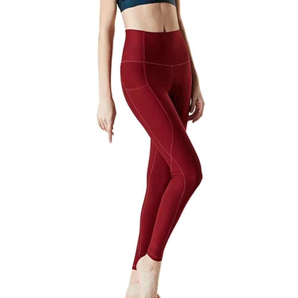 Pantalon femme kadın düz renk cep hip pantolon sweatpants kırmızı katı tereyağı yumuşak yüksek kalite spor tayt брюки женские