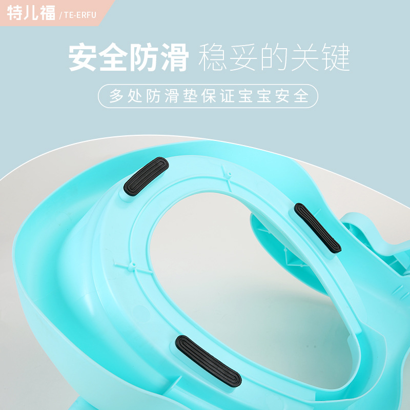 Toilet For Kids Men And Women Baby Toilet Ring CHILDREN'S Toilet Ladder Kids Potty Ladder Toilet Chamber Pot Rack Step-wise