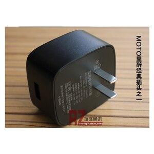 Image 2 - オリジナル公式モト Z 再生急速充電器電源充電アダプタモト XT1650 XT1570 クイック充電器アダプタ