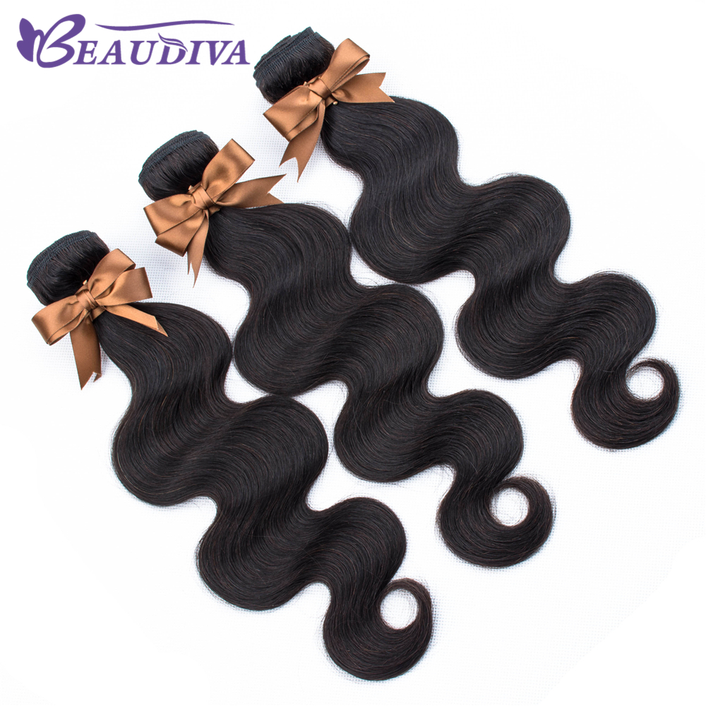 H58c8468d7c234407a8692baeb2034310U Brazilian Hair Weave Bundles With Frontal Beaudiva Hair Brazilian Body Wave Human Hair Bundles With Lace Frontal Closure