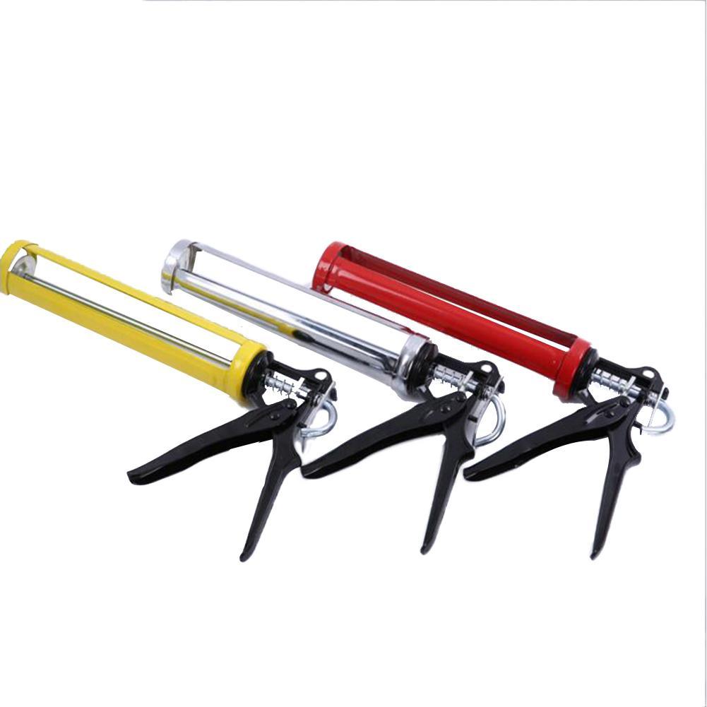 360 Degree Rotatable Smooth Hex Bar Caulking Gun