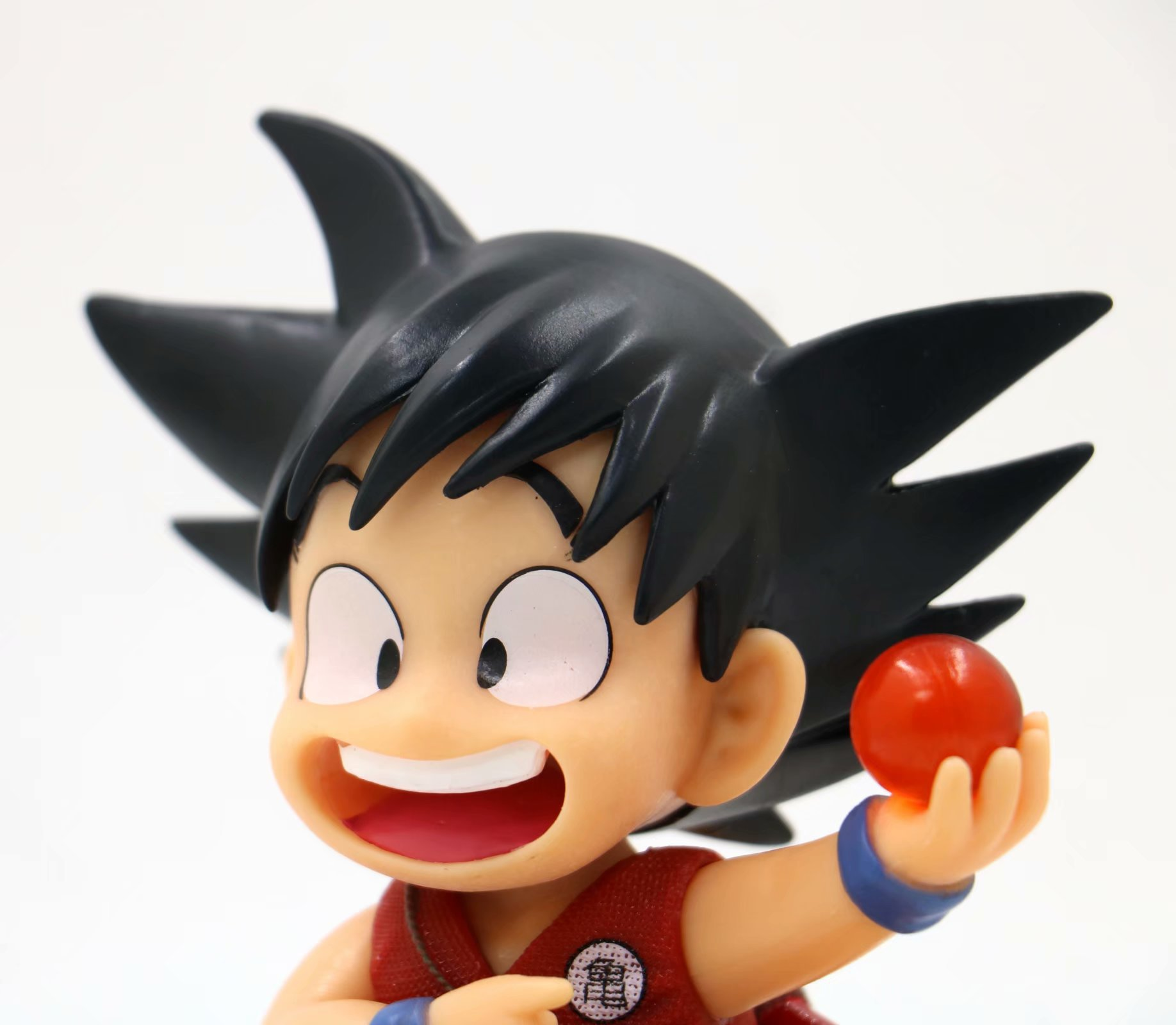 New 18cm Dragon Ball Z Goku Kid Action Figure PVC Collection Model toys brinquedos for christmas gift in Action Toy Figures from Toys Hobbies
