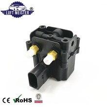 Luftfederung Kompressor Ventil Block für BMW 5 E61 2003-2010 OE #37206789937