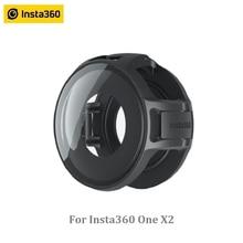 Защита для объектива Insta360 ONE X2 Premium 10 м, водонепроницаемая полная защита для аксессуаров One X 2