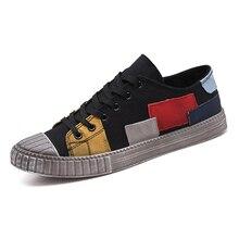 2020 Summer New Fashion Men Casual Shoes Vintage Canvas Snea