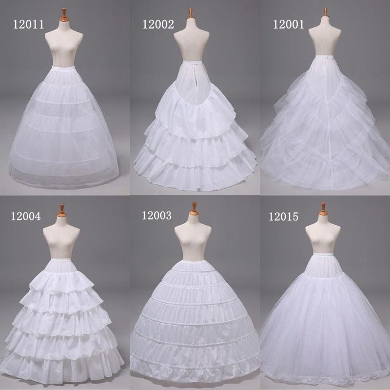 Accesorios de boda blancos, vestido de baile, enagua de tul, cintura ajustable 9 enagua de aros de alta calidad, enagua para vestido de novia súper grande, vestidos de novia 2019, accesorios de boda Crinoline
