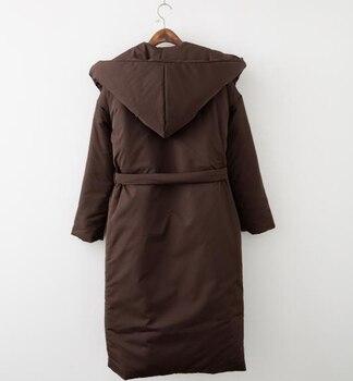 2020 Women Winter Jacket coat Stylish Thick Warm fluff Long Parka Female  water proof outerware coat New Hot