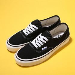 Original Vans Authentic canvas colorful plus size women and men shoes
