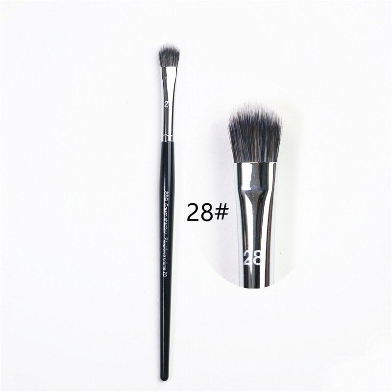 High Qual Eye Brush Blending 28 Frost Shadow Brush  Eye Shadow Brush  Nose Shadow Brush Multifunctional Beauty Tool Beauty Brush