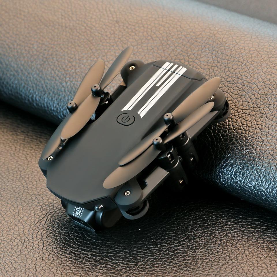 Morza Pieghevole Elicottero RC Mini Drone Pocket Micro Drone RC con videocamera HD FPV Giocattolo per i Bambini Regalo