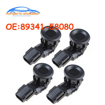 4 pcs/lot Car accessories For Toyota Alphard Vellfire PDC Backup Reversing Ultrasonic Parking Aid Sensor 89341-58080 8934158080