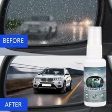Glass Hydrophobic Coating For Safe Driving Car Wash Maintenance Window Repair 30ml Car Glass Rainproof Agent Nano