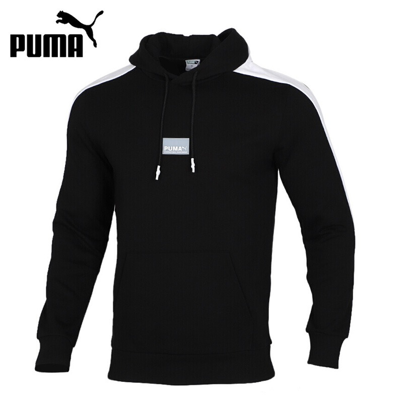 Original New Arrival  PUMA Avenir Graphic Hoody Men's Pullover Hoodies Sportswear