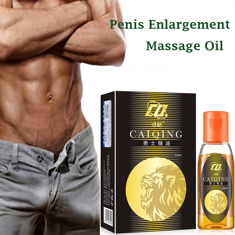 Penis Thickening Growth Man Big Dick Liquid Cock Erection Enhance Men Health Care Enlarge Massage Enlargement Oils