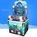 Double CHILDREN'S Fishing Machine Game Console Happy Fishing Machine Automatic Coin Entertainment Equipment for Kids Fishing Mac