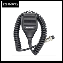 MC 43S 8 PIN Dynamic Hand Fist Microphone Amateur Radio for Kenwood TS 590S/TS 990S/TS 480SAT