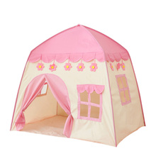 Tent Baby Play-House Outdoor Castle Girl Princess Indoor Children's Boy And Gifts