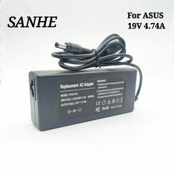 19v 4.74a 5.5*2.5mm ac carregador de viagem portátil adaptador de energia para asus portátil ADP-90SB bb PA-1900-24 PA-1900-04 fonte de alimentação ch