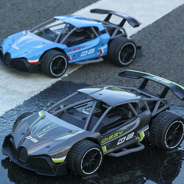 1:16 RC Drift Racing Car 2.4G 2WD Metal High Speed Remote Control 600mAh toys for kids children boys girls gift #C 3