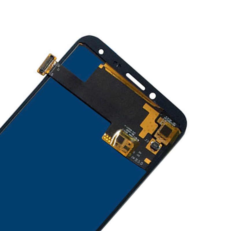Pour SAMSUNG GALAXY J1 2016 J120 J120f J120M J120H LCD écran tactile numériseur assemblée
