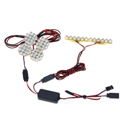 LED Lighting System/Baja Light for 1/5 and 1/8 Off-Road Buggy RC Car