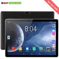 2020 nowy 10 cal Google Tablet Pc Android 7.0 GPS Google Play tabletki WiFi Bluetooth telefon 3G na przesłanie mapy produktów i ceny podwójne karty SIM 10.1 cal Tab