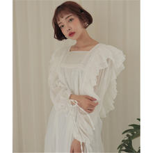 Женское осеннее платье в Корейском стиле темпераментное винтажное