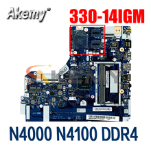 NM-B661 motherboard for Lenovo 330-14IGM 330-14 laptop motherboard with CPU N4000 N4100 DDR4 tested 100% work Mainboard