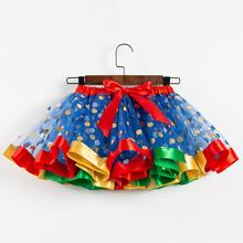 Get more info on the New Tutu Skirt Baby Girl Skirts Toddler Baby Costume Dot Print Skirts Clothes  Princess Mini Pettiskirt 9.25