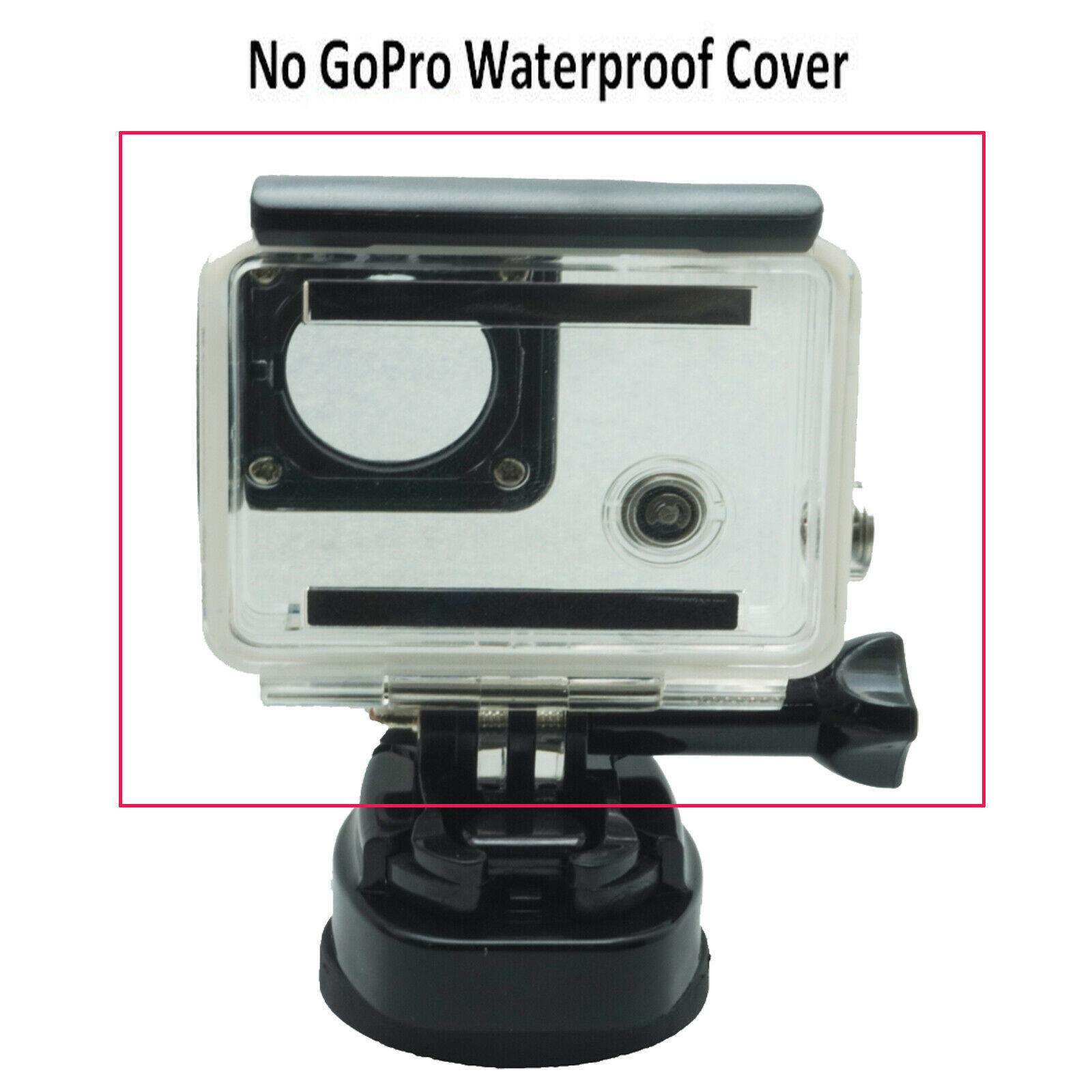 Rubber Coated Magnet Mount for GoPro HERO Cameras