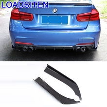 Exterior Accessories Styling Automobile Automovil Modified Parts Rear Diffuser Front Lip Tuning Car Bumpers FOR BMW 3 series