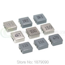 Coil Choke High-Current Power SMD 10PCS 0420 0402 4--4--2mm Molding Power-Integrated-Inductors