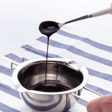 Melting-Pan Chocolate 304-Stainless-Steel Butter Cheese Small Large Water-Proof