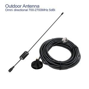 Image 5 - OSERJEP DCS 1800 МГц GSM 1800 2g 4g LTE повторитель сигнала для сотового телефона усилитель сигнала Мобильный телефон усилитель сигнала комнатная уличная антенна