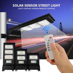 60W Solar LED Street Lights 40