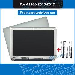 New Complete A1466 LCD Assemblea di Schermo Per Macbook Air 13.3 A1466 Display di Ricambio 2013-2017 Anno