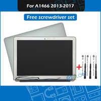 """Nouvel assemblage complet d'écran LCD A1466 pour Macbook Air 13.3 """"A1466 remplacement d'affichage 2013-2017 an"""