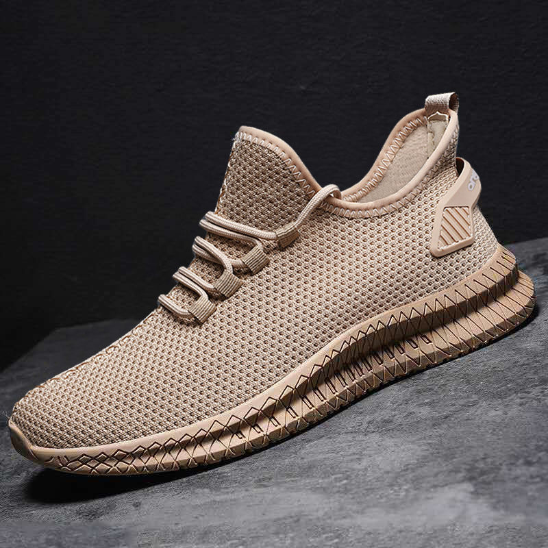 2020 New Arrival Men Sneakers Casual Shoes Lac-Up Men Shoes Lightweight Comfortable Breathable Walking Sneakers Zapatillas