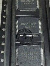 1 шт., M66592FP 66592, M66592F, QFP64, M66592, новый и оригинальный