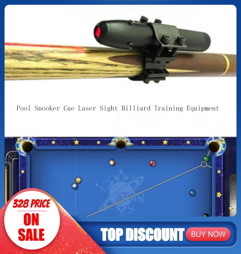 New Arrivel Pool Snooker Cue Laser Sight Billiard Training Equipment Snooker Cues Action Correction Exerciser Billar Accessories